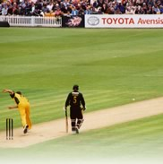 Leicestershire County Cricket Club versus Australia resulting Cricket match